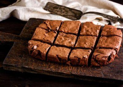 Süsskartoffel – Brownies